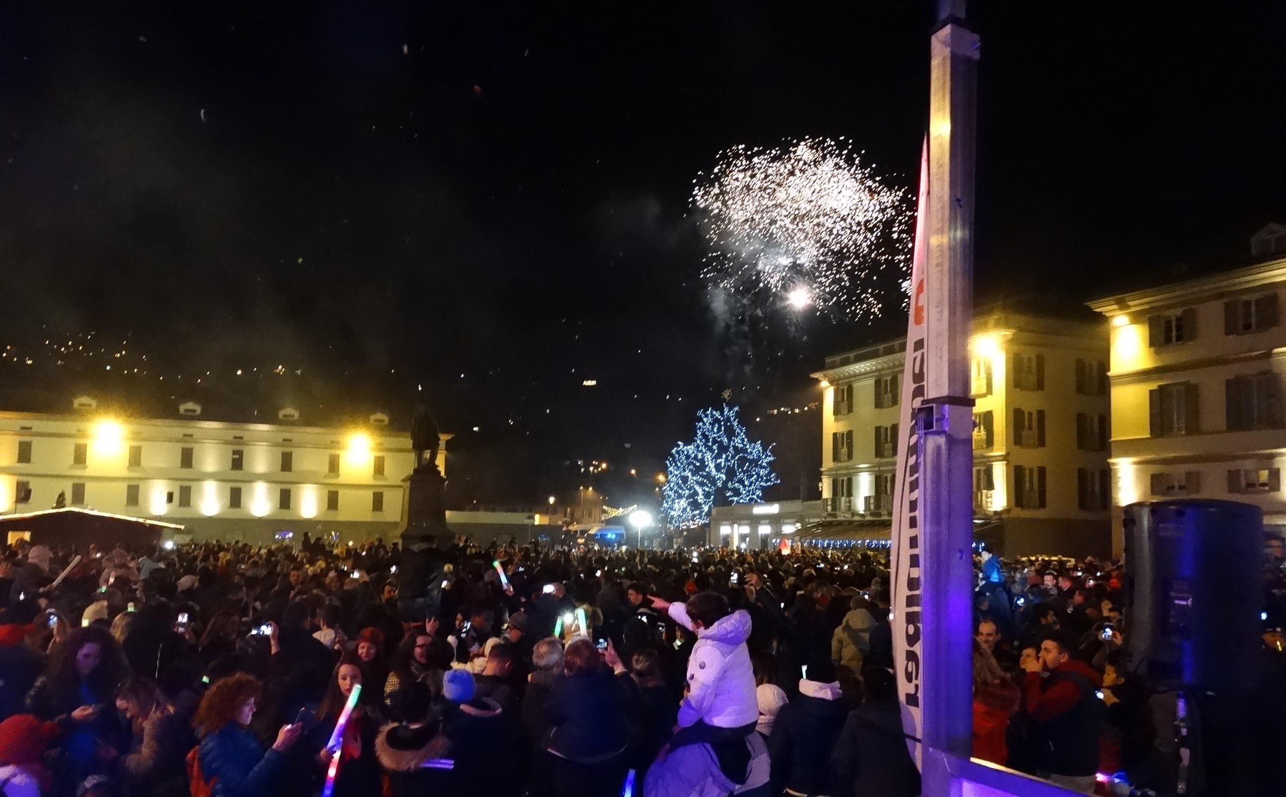 Capodanno a Sondrio | 31 dicembre 2018