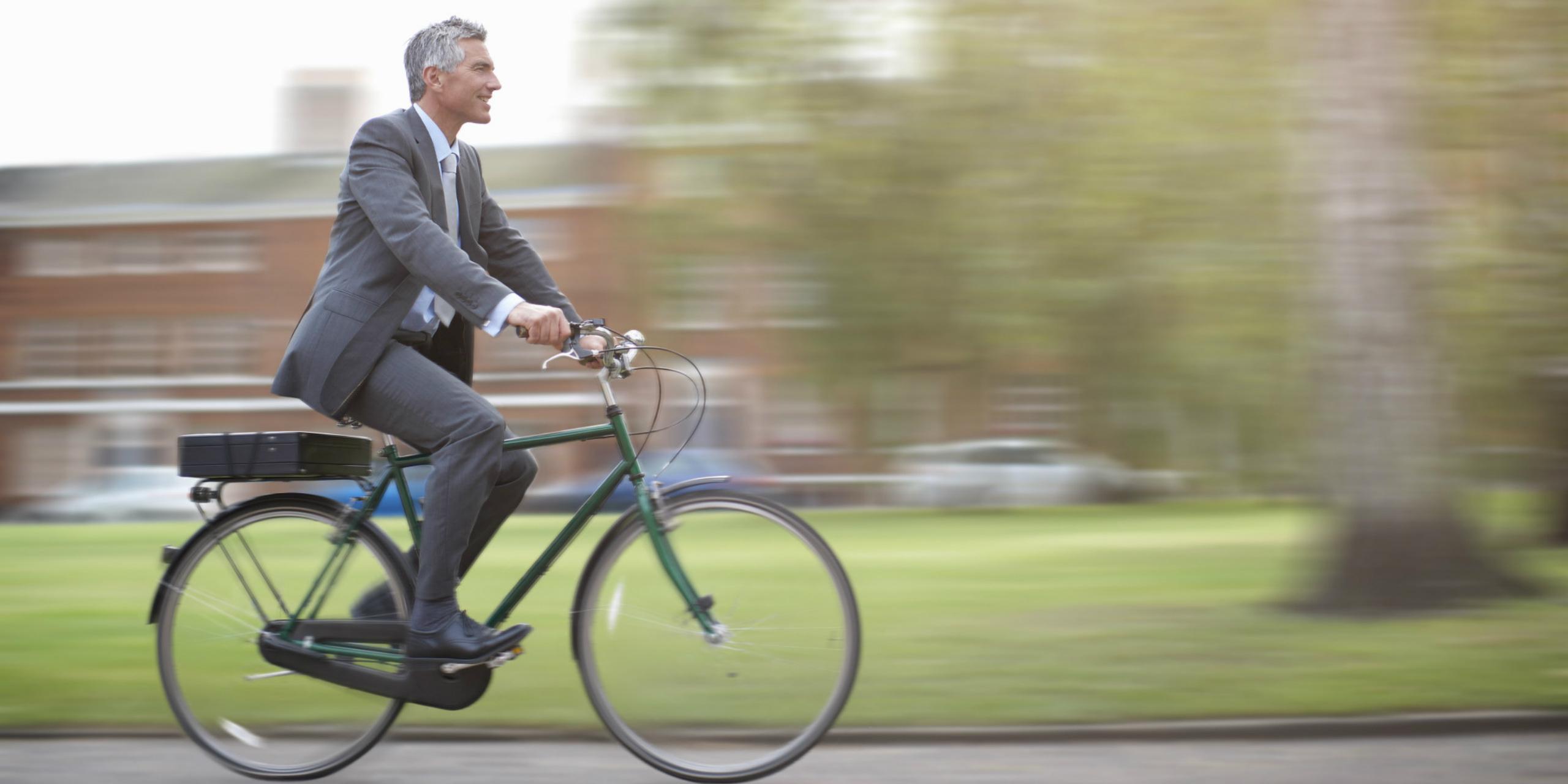 Lavoro-in-bici