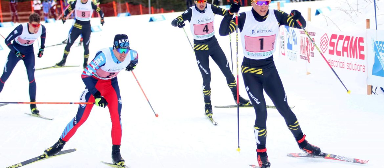 Bergamo Ski Tour 2020 Elia Barp