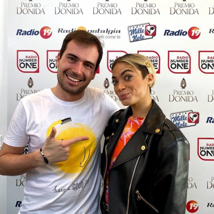 Sanremo 2020, Elodie: «Una canzone d'amore e di carattere»