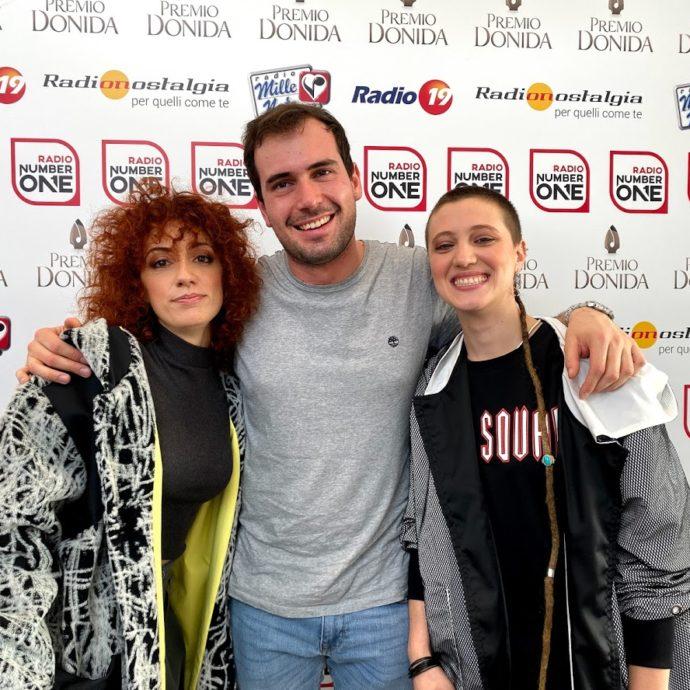 Sanremo 2020 Gabriella e Lula premio donida