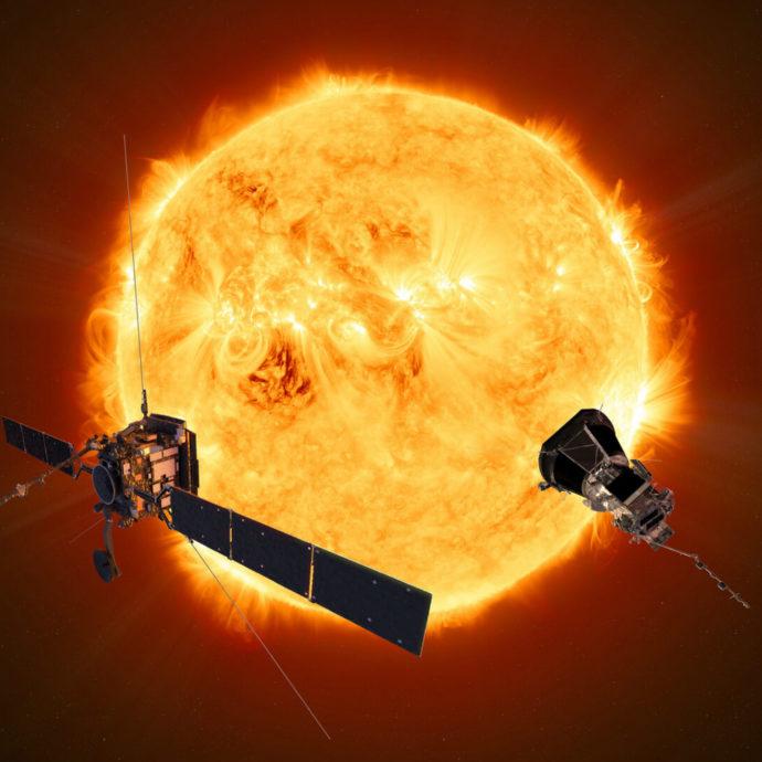 Solar Orbiter, Andrea Accomazzo