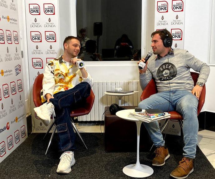 Sanremo 2020, Anastasio: «Canto una frustrazione profonda »