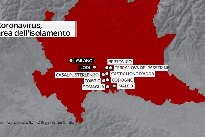 Coronavirus, parla il sindaco di Castiglione d'Adda