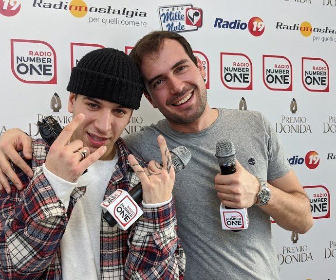 Sanremo 2020,Fasma «La mia musica è quello che sono»