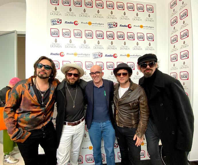 Sanremo 2020, Le Vibrazioni:«Siamo più consapevoli»