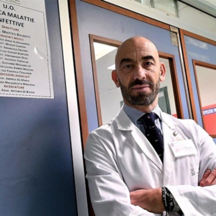 Coronavirus, parla il responsabile malattie infettive di Genova