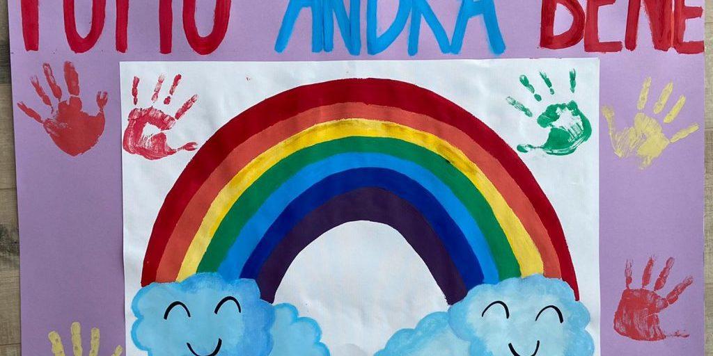 arcobaleno bambini