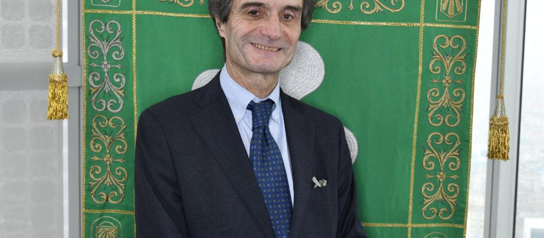 fontana governatore Lombardia