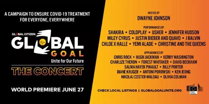 Global Goal concerto