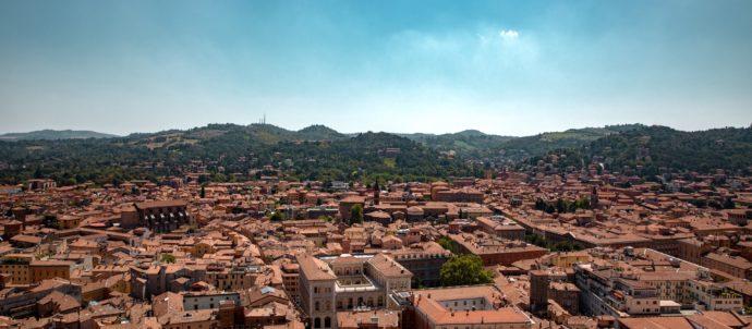 Bologna - città- paesaggio