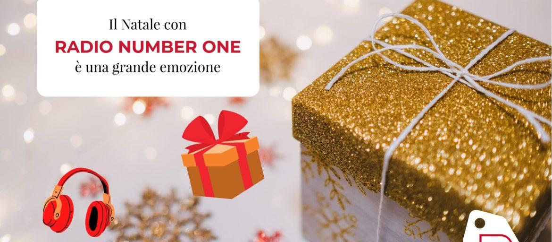 Regali Natale 2020 Radio Number One