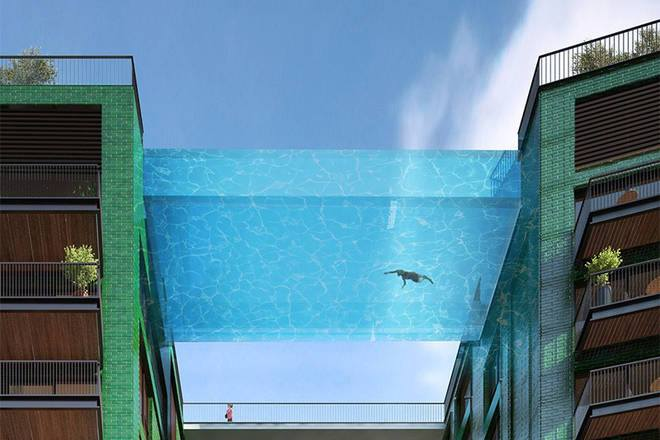 piscina Londra