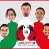 EuroZeneca, la tua giusta dose di calcio: gli Europei su Radio Number One