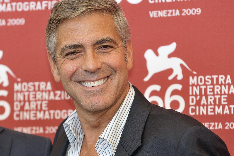 George Clooney, lago di Como