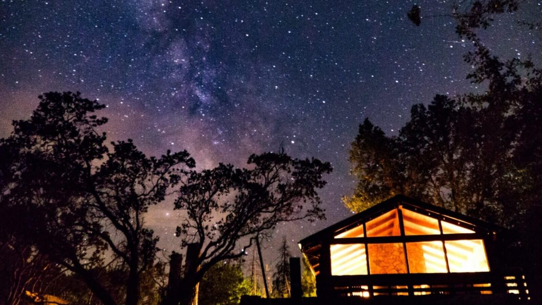 """""""Starsbox"""" una casetta di legno per una notte sotto le stelle"""