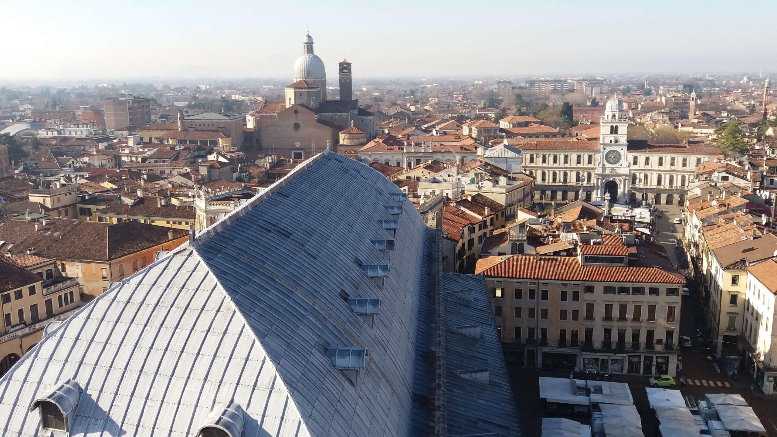 Padova, patrimonio mondiale dell'umanità