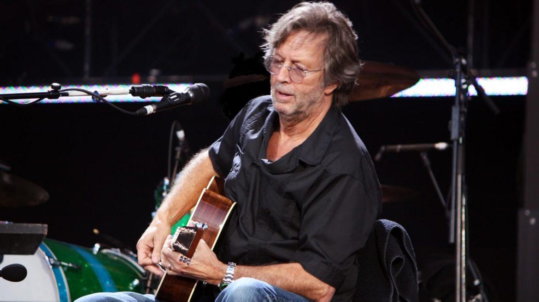 Eric Clapton: «Non suonerò nei locali che richiedono il Green Pass»