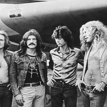 """Becoming Led Zeppelin"", il docufilm ufficiale sulla leggendaria band"