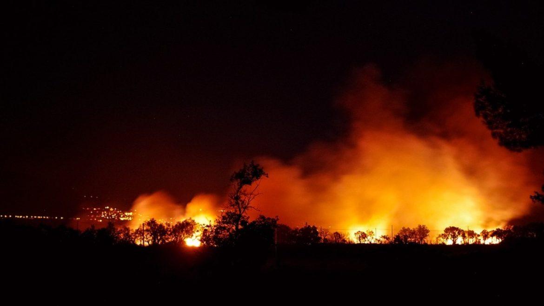 """Graziano Canu (""""Videolina""""): «Nel Montiferru il più grosso incendio degli ultimi 20 anni»"""